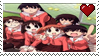 Azumanga Daioh fan STAMP by diamond-in-the-ruff