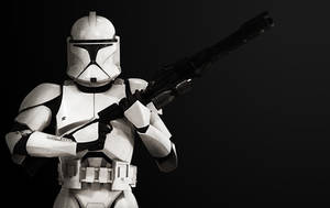 Desert Storm Trooper by MacTechieDesign