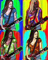 guitar girl by vaibhavpawar19
