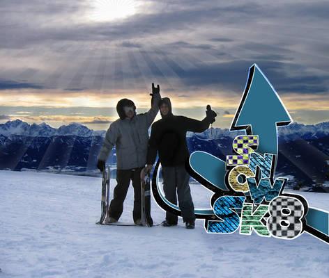 Snowsk8 is Fun