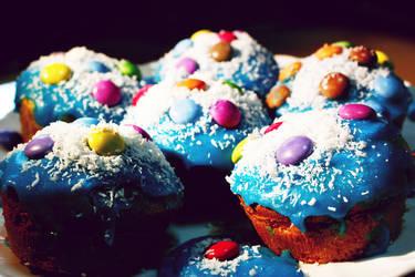 Cupcakes by Nunula