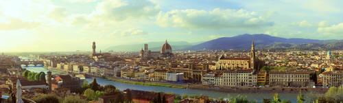 Florence by Nunula