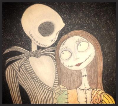 Jack and Sally by Pandrej