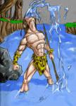 Tarzan fishes