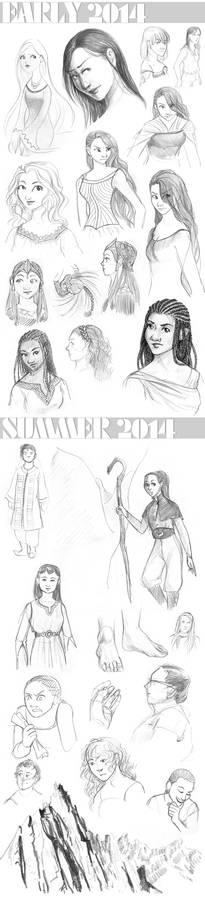 Sketch Select - 2014