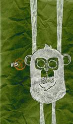 monkeytchen by maskotero