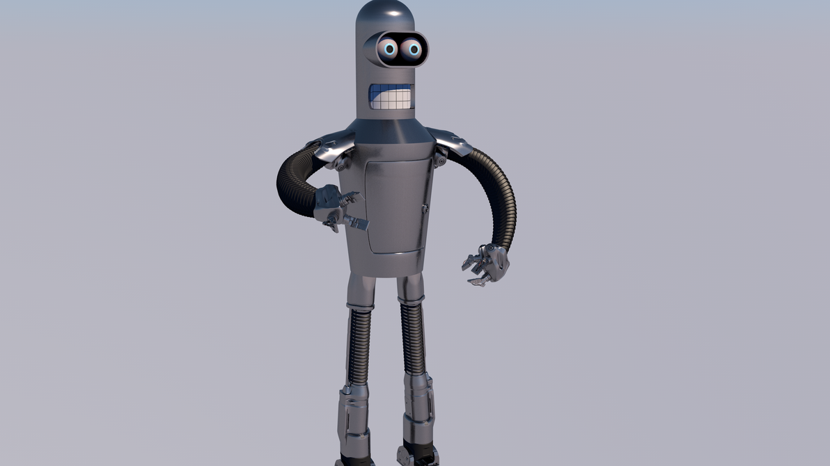 Bender2 by Lady-Twinis