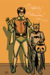 Halloween junk