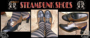 steampunk shoes by amiemo---1