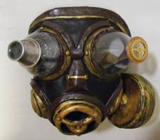 steampunk hunter gas mask by amiemo---1