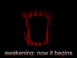 awakening - now it begins