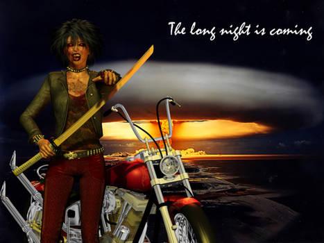The long night will fall
