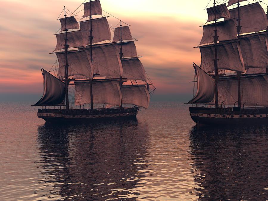 Final Voyage by DarkRiderDLMC