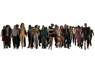 Does you needs a crowd? by DarkRiderDLMC