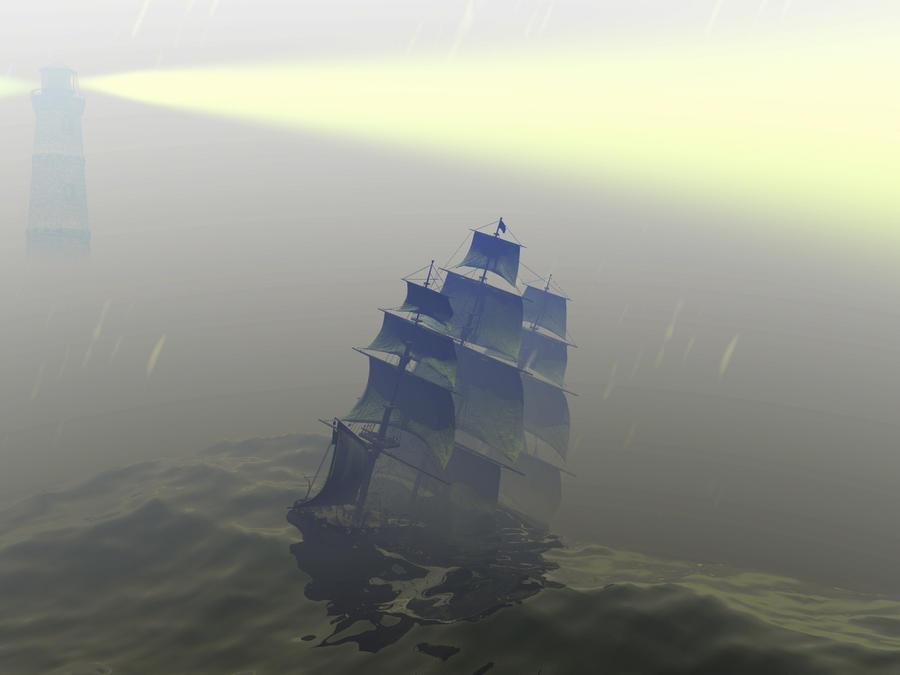 Taking on water by DarkRiderDLMC