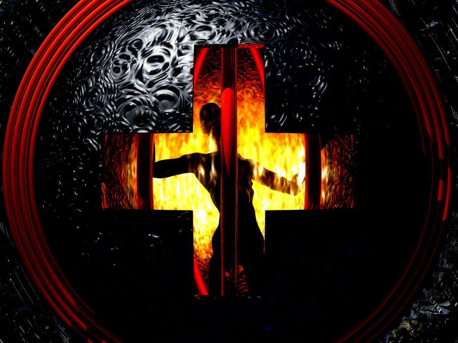 Hell is a prison by DarkRiderDLMC