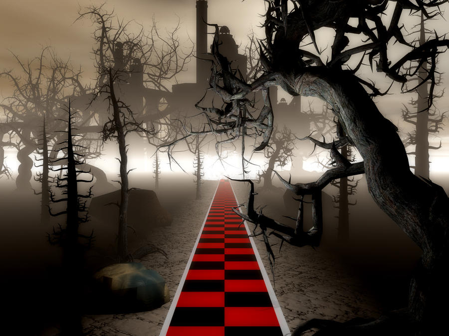 Evil, Scary, Mean 'N' Nasty by DarkRiderDLMC