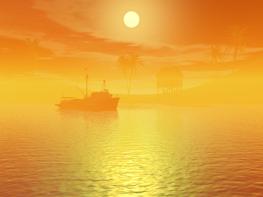 Golden Days by DarkRiderDLMC