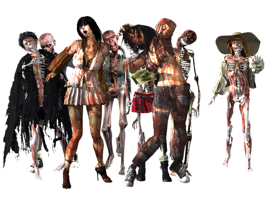 Does you needs some Zombies?