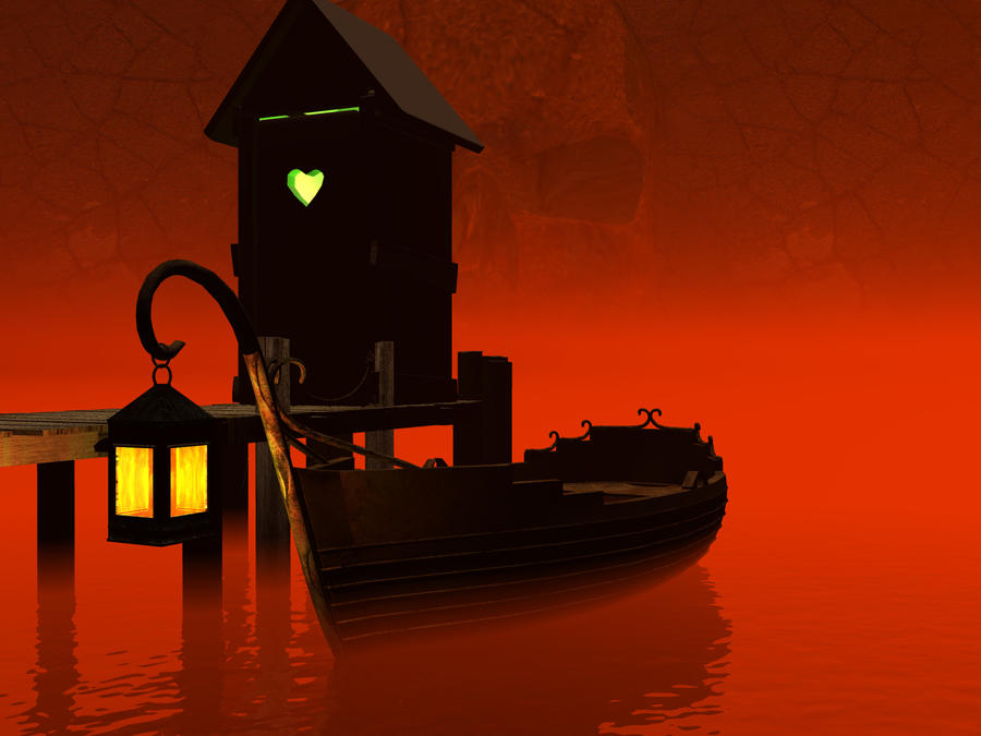 Charon's Outhouse by DarkRiderDLMC
