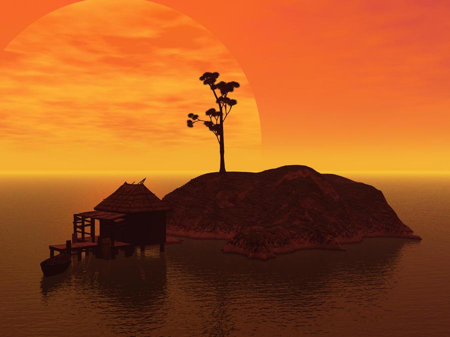 Lonely Kingdom by DarkRiderDLMC