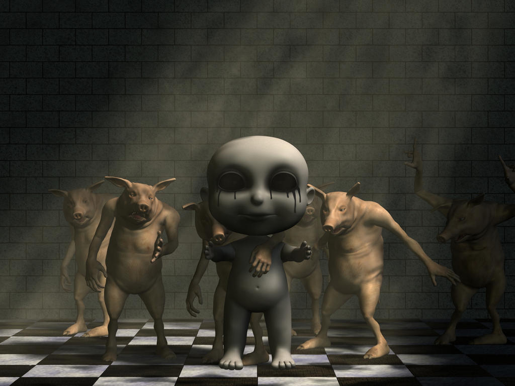 Huggy? by DarkRiderDLMC