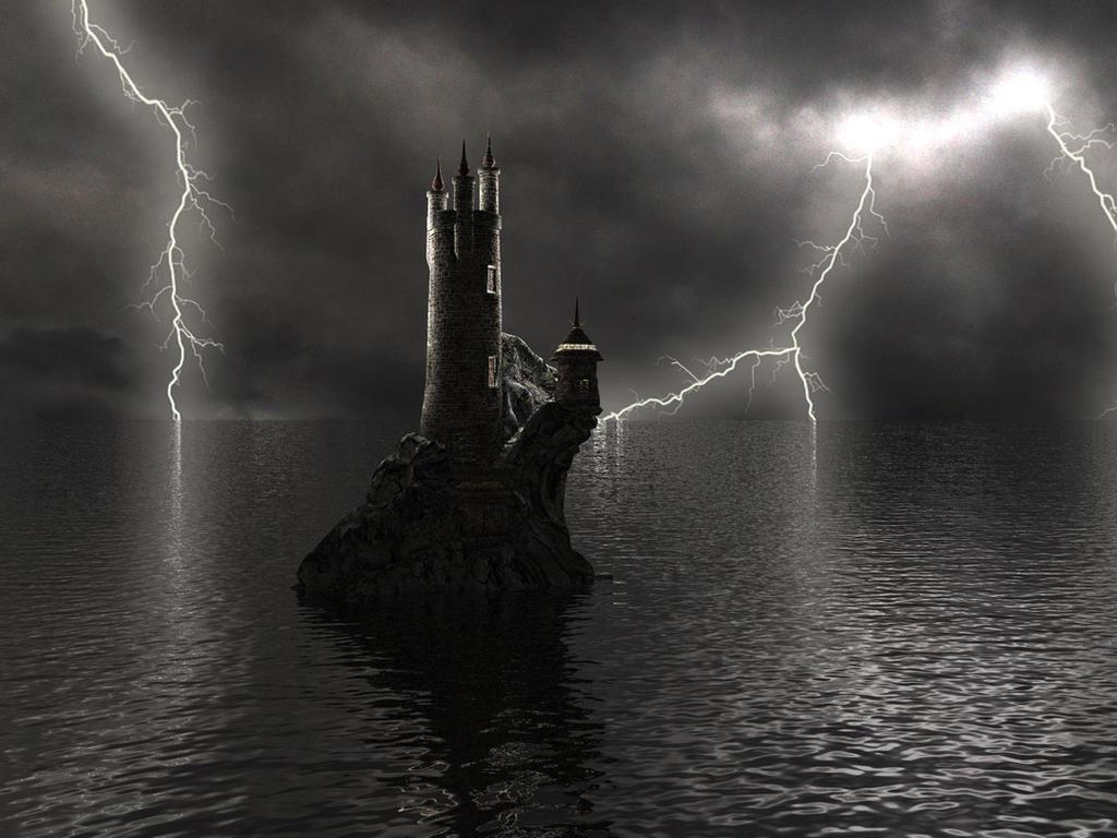 It was a dark and stormy night... by DarkRiderDLMC on deviantART