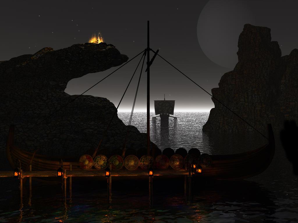 Journey's End by DarkRiderDLMC
