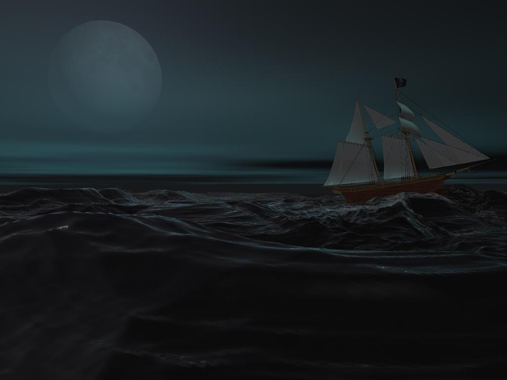 Black Water Sailors by DarkRiderDLMC