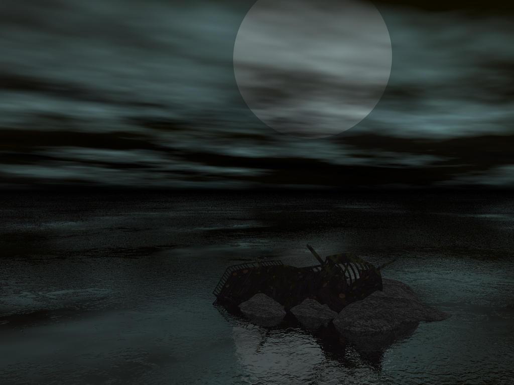 Dark tide by DarkRiderDLMC