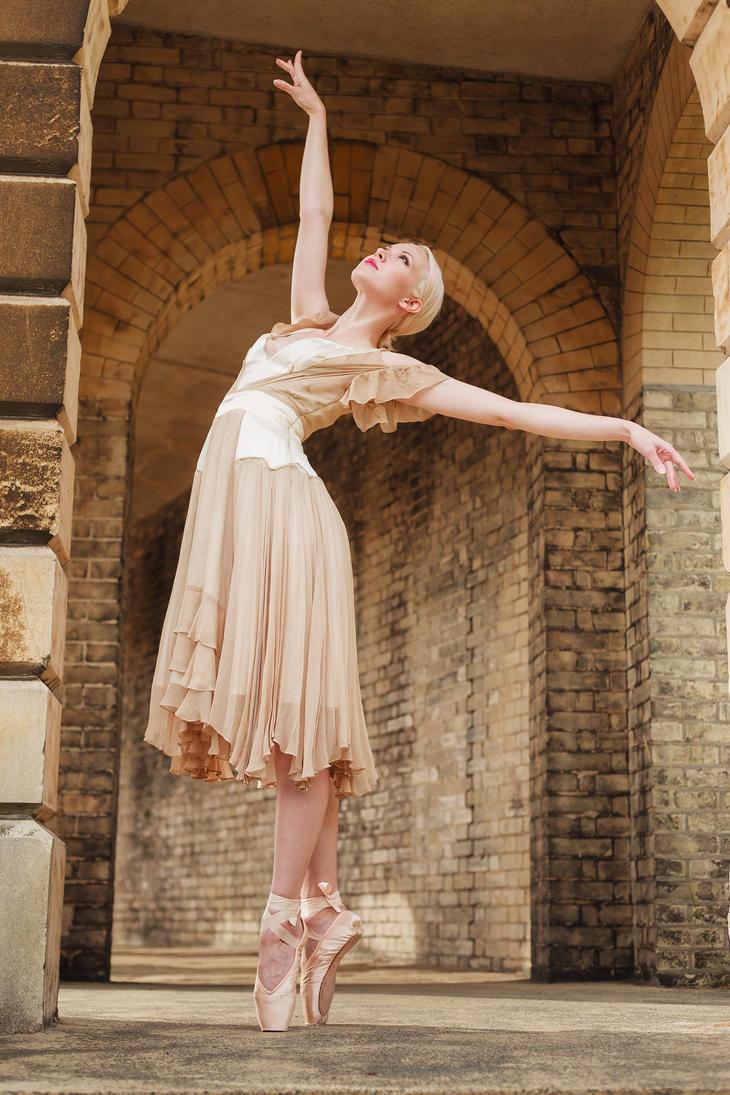 Alexandra Octavia ballet by visualsoup
