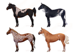 AUCTION: Adopt Pack: MIX 1 [OPEN] by Torriyi