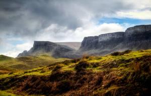 Quad Peaks of Skye by Blue-Eyed-Tricksters
