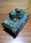 M4 Sherman tank, British designation Mk 1,