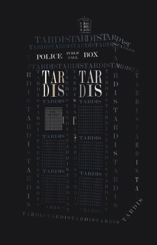 TARDIS Typography by everenthia on DeviantArt