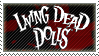 Living Dead Dolls stamp by Metadream
