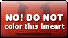 Deviation Buttons: Lineart 2