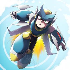 Commission: Glide Man