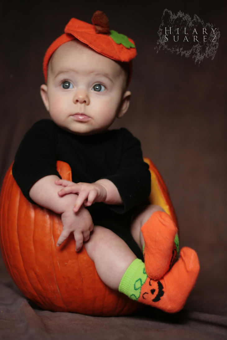 Pumpkin Baby Pie by Yuvi-Blue