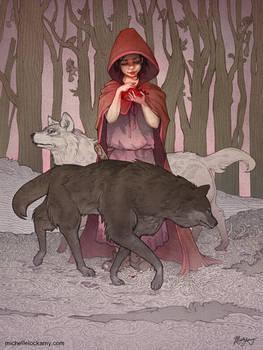 Red Riding Hood's Valentine
