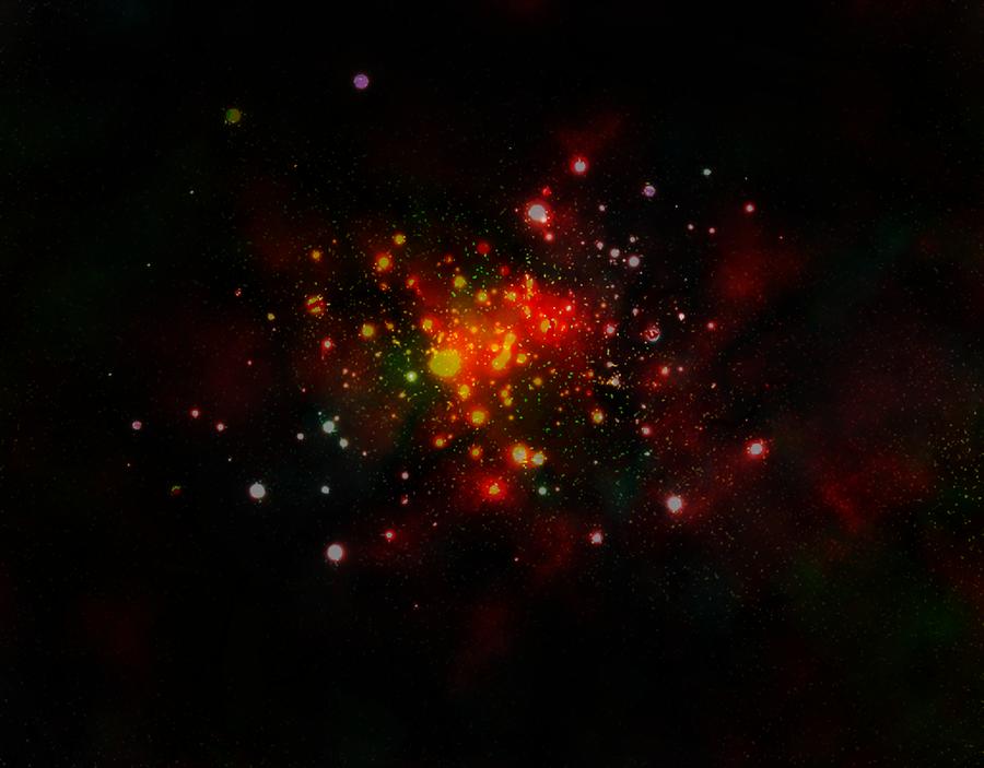 Nebula Texture by ofthespectrum
