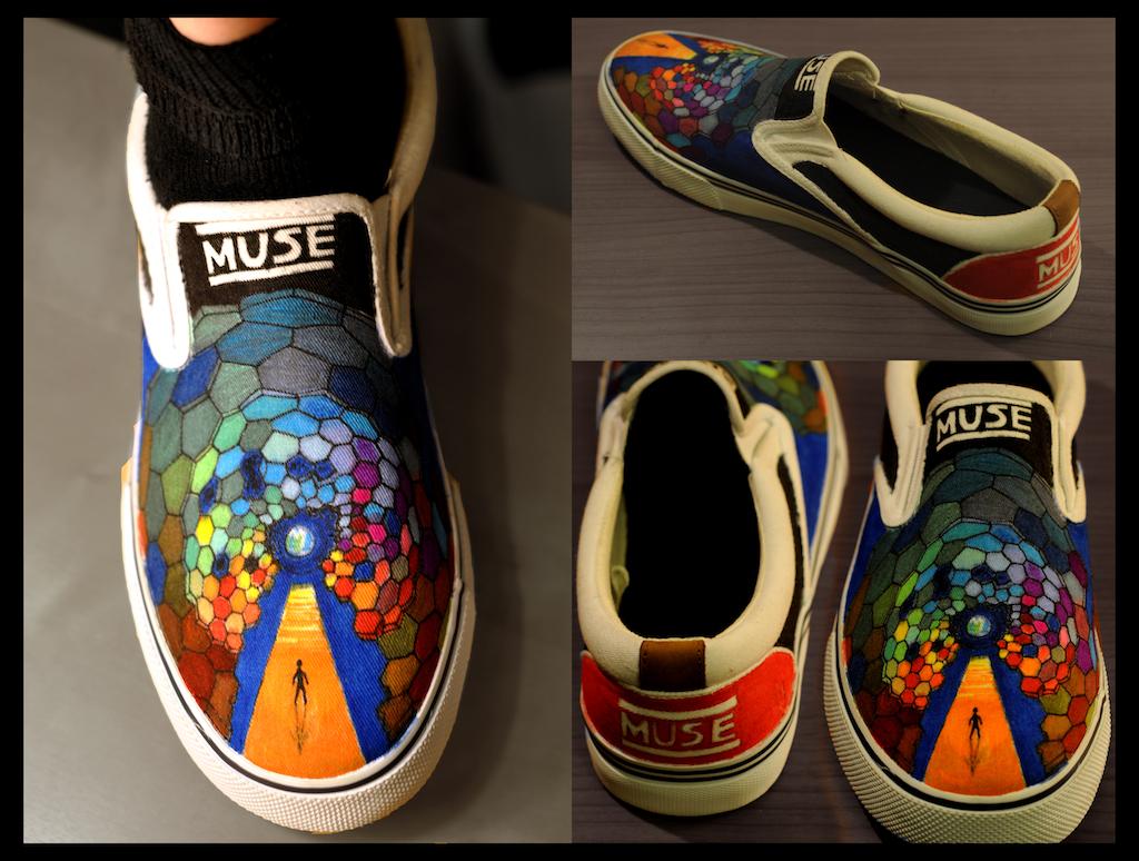 Custom Design Shoes Uk