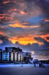 HDR Florida Sunset