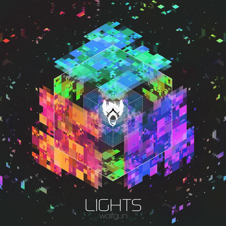 How To Design Album Art : Lights album art by bonvallet on deviantart