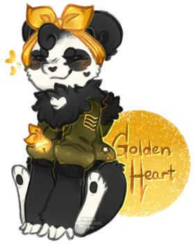 [CLOSED|SET PRICE] RoL CS:: Golden Heart