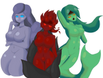 Best pixelated Waifu mod of Terraria