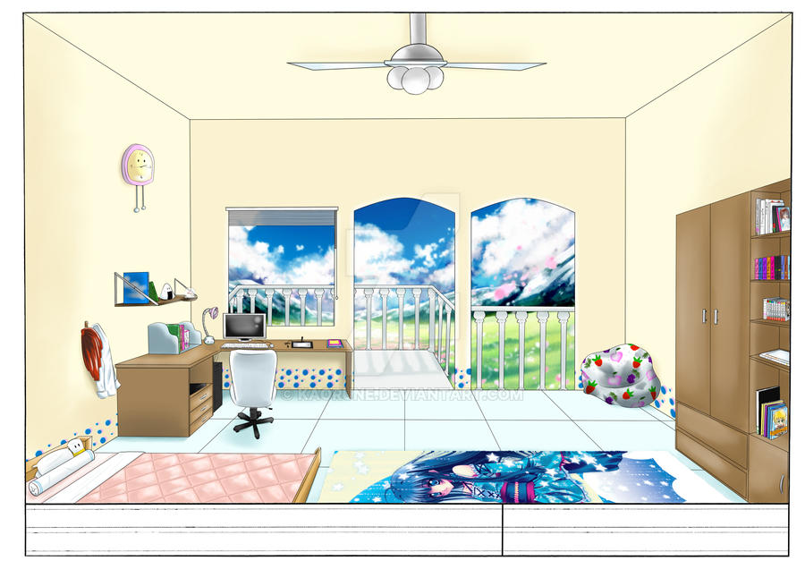 Indesign my own dream room by kaorune on deviantart Design my room online