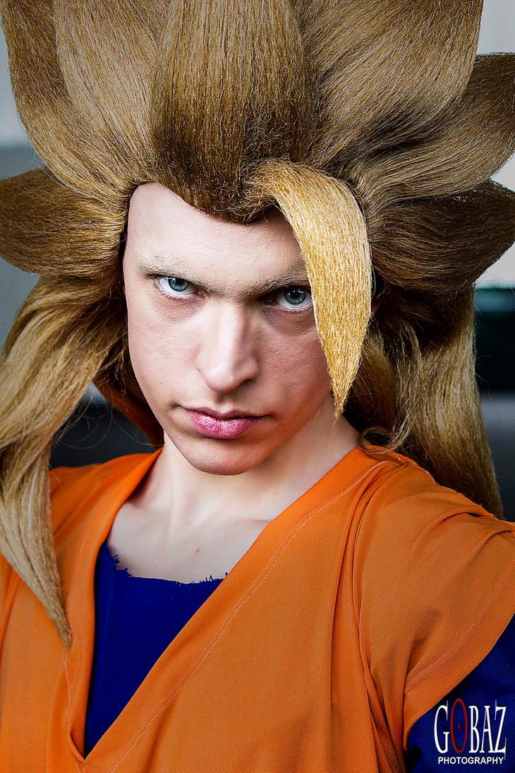 Goku Ssj3 cosplay by Alexcloudsquall