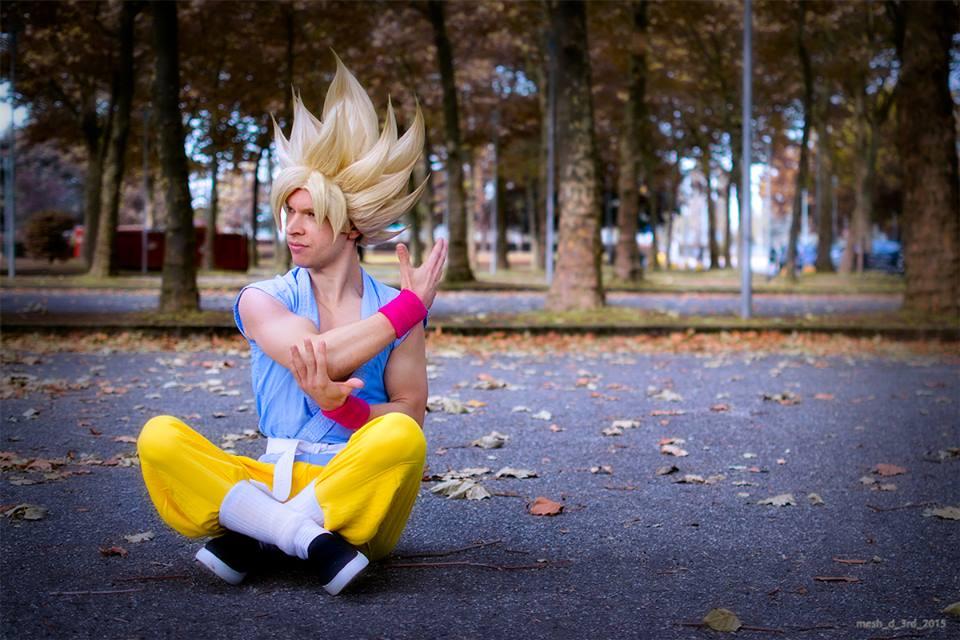 Goku Ssj GT by Alexcloudsquall