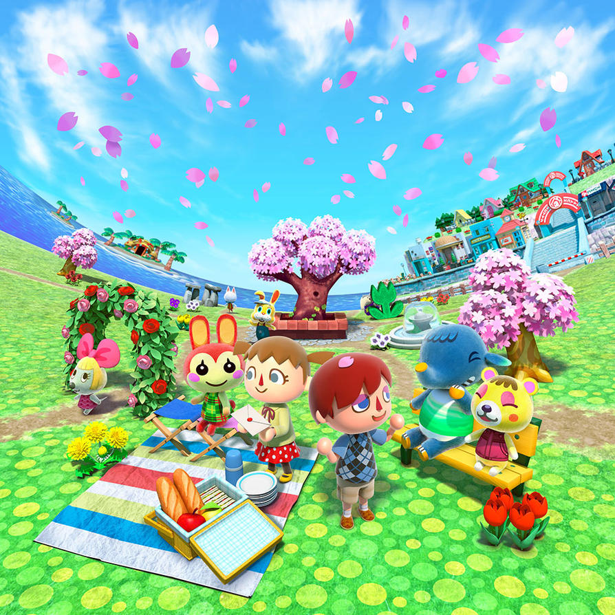 Animal Crossing New Leaf Cat Tree